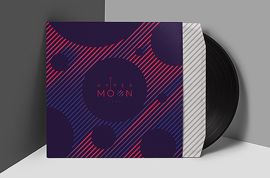 Thumbnail Hyper Moon Album Cover